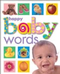 Happy Baby Words (Hardcover)