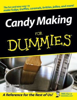 Candy Making for Dummies (Paperback)