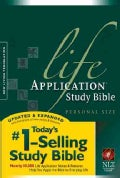 Life Application Study Bible, Personal Size: New Living Translation, Personal Size (Paperback)