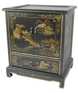 Japanese End Table (China)