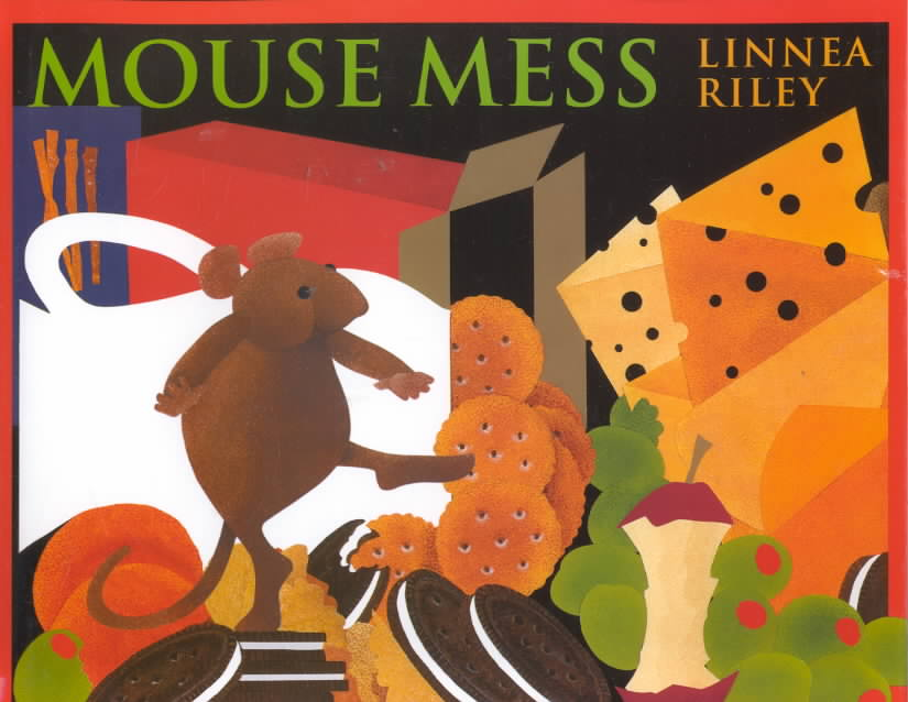 Mouse Mess (Hardcover)
