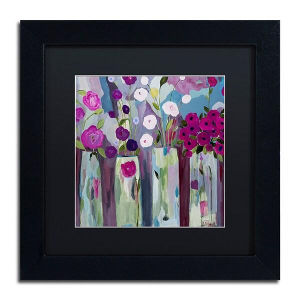 Carrie Schmitt 'Que Sera Sera' Matted Framed Art 25290693