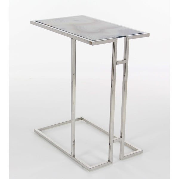 Marvellous Iron Glass Accent Table 25291769