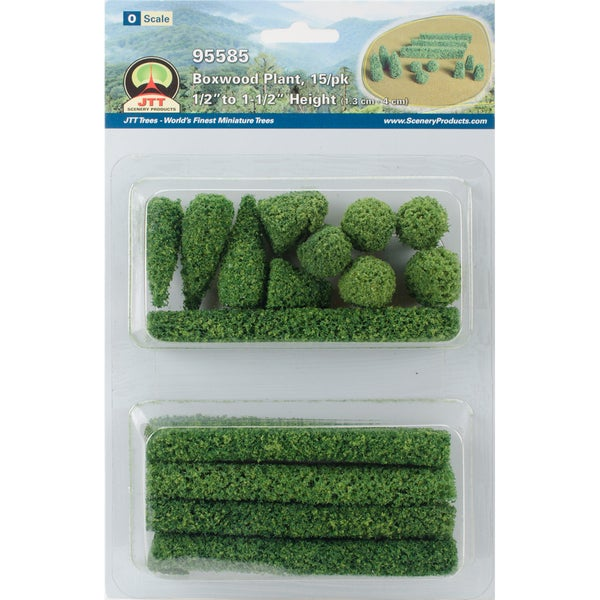 "Boxwood Plants .5"" To 1.5"" 15/Pkg- 25307062"