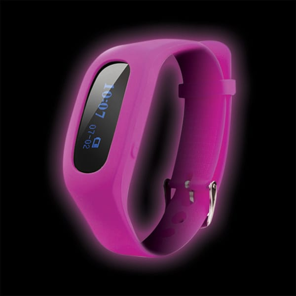 ACTIVITY TRACKER II GLOW PINK 25308825