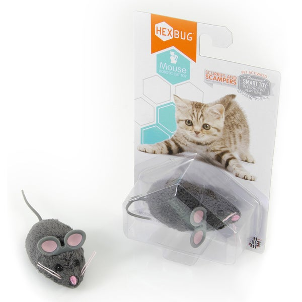 Hex Bug Mouse Cat Toy 25309475