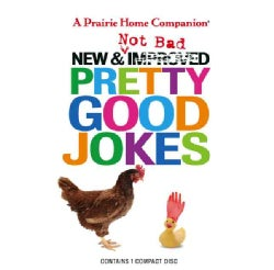 New & Not Bad Pretty Good Jokes (CD-Audio)