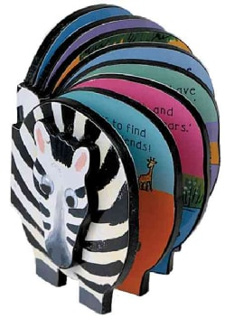 Zebra (Novelty book)