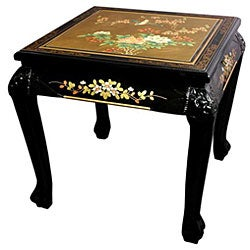 Claw Foot End Table (China)