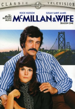 McMillan & Wife: Season One (DVD)