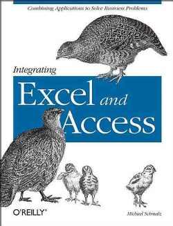 Integrating Excel And Access (Paperback)
