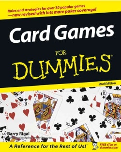 Card Games for Dummies (Paperback)