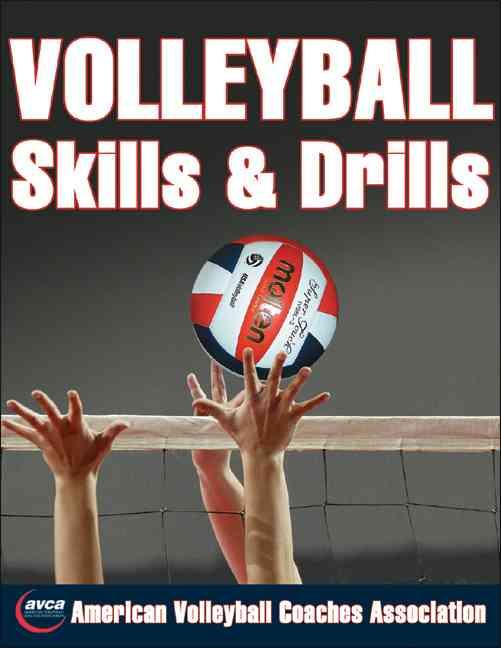 Volleyball Skills & Drills (Paperback)