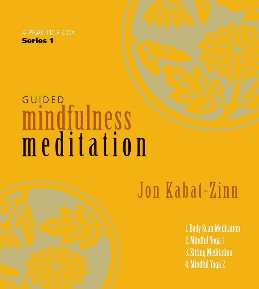 Guided Mindfulness Meditation (CD-Audio)