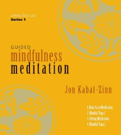 Guided Mindfulness Meditation (CD-Audio)