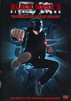 Black Mask 2 - City of Masks (DVD)