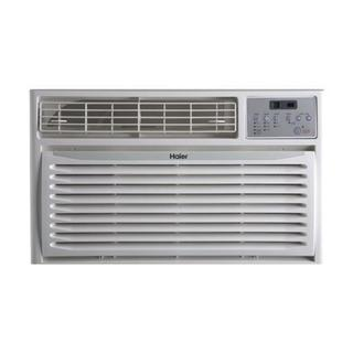 Haier 8,000 BTU, 9.7 CEER, Electronic,  Through the Wall Air Conditioner With Remote 25398856