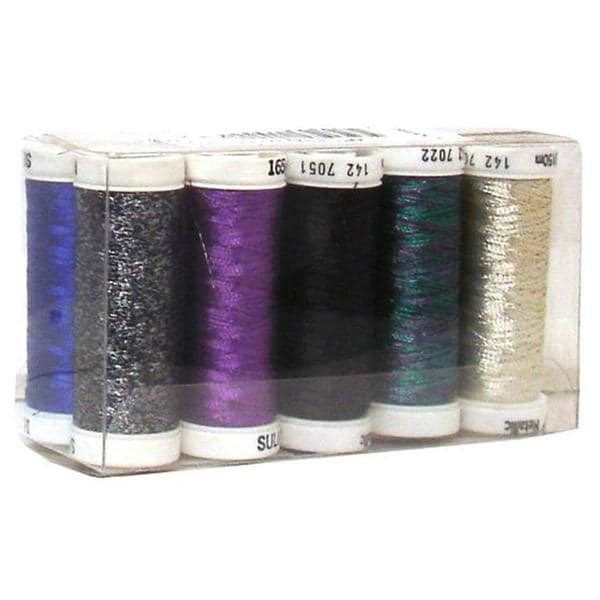 Sulky Thread Sampler Original Metallic Top 10 25398857