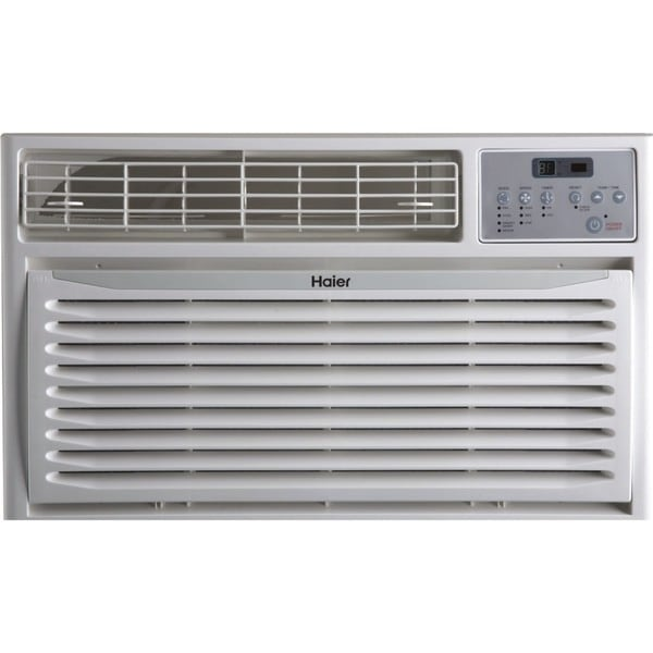 Haier 10,000 BTU, 9.7 CEER, Electronic, Through the Wall Air Conditioner With Remote 25399441