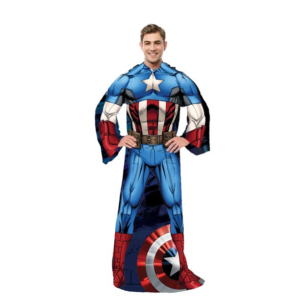 Captain America First Avenger Throw 25401520