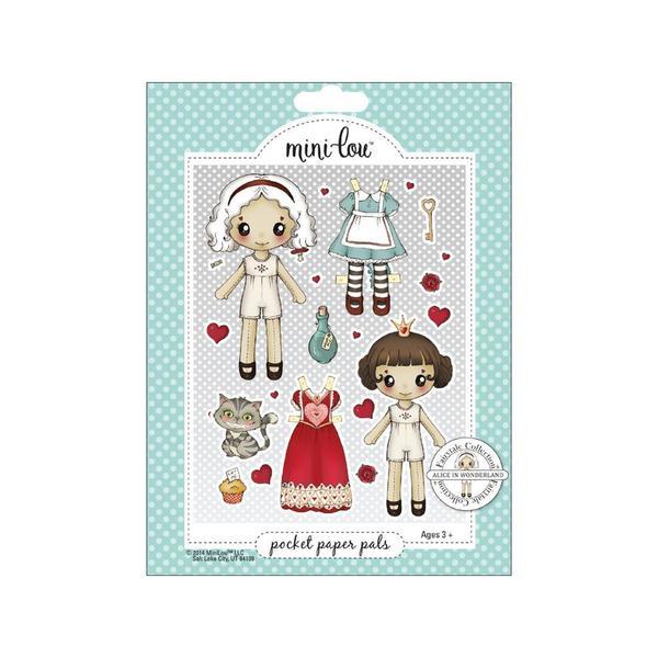 MiniLou Pocket Pal Alice in Wonderland 25401599