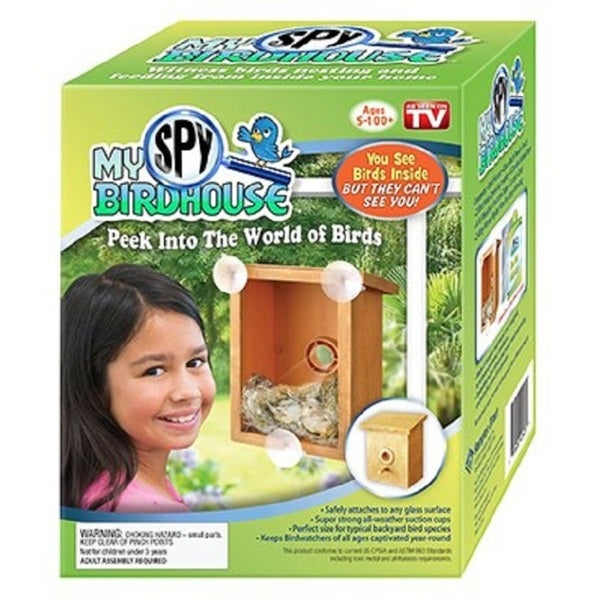 Hampton Direct My Spy Birdhouse 25404609
