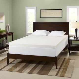 Serta Memory Foam 3-inch Mattress Topper