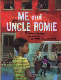 Me and Uncle Romie: A Story Inspired by the Life and Art of Romare Bearden (Hardcover)