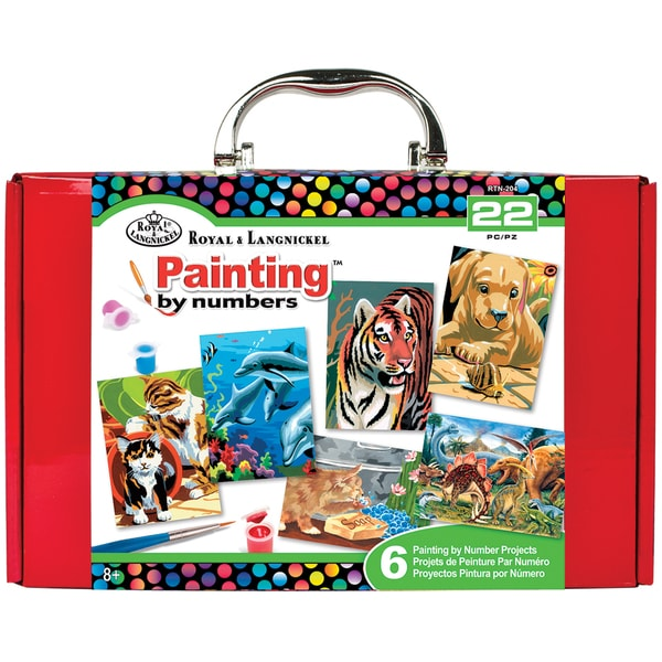 Painting By Numbers Kit- 25409629