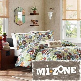 Mi Zone Asha 4-piece Duvet Cover Set