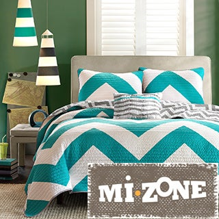 Mi Zone Aries 4-piece Quilt Set