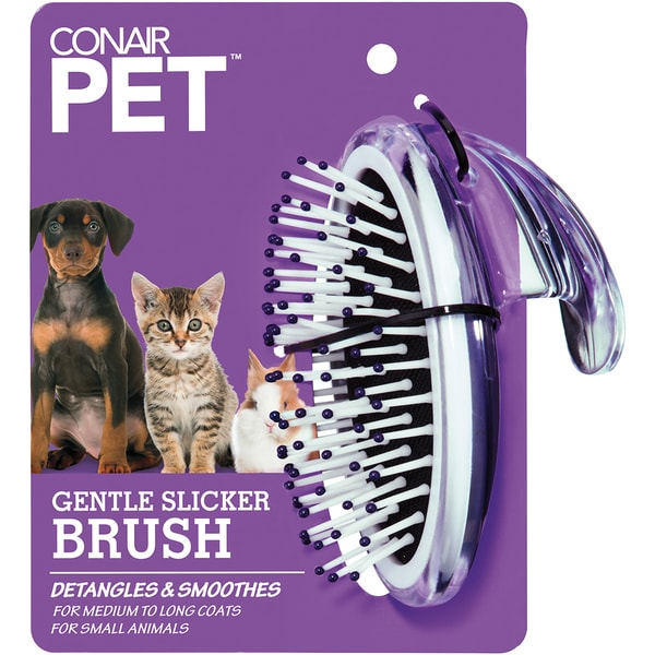 Groom-Me Gentle Slicker Brush 25426106
