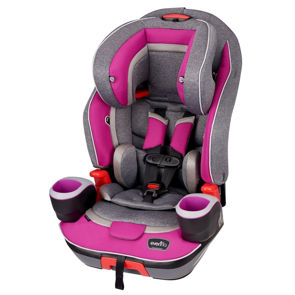 Evenflo Platinum Evolve 3-in-1 Combination Booster Car Seat, Tory 25427644