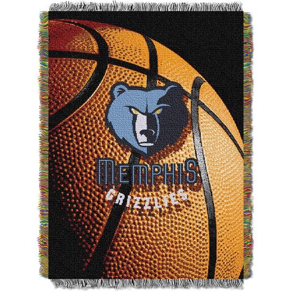 NBA 051 Grizzlies Photo Real Throw 25430779