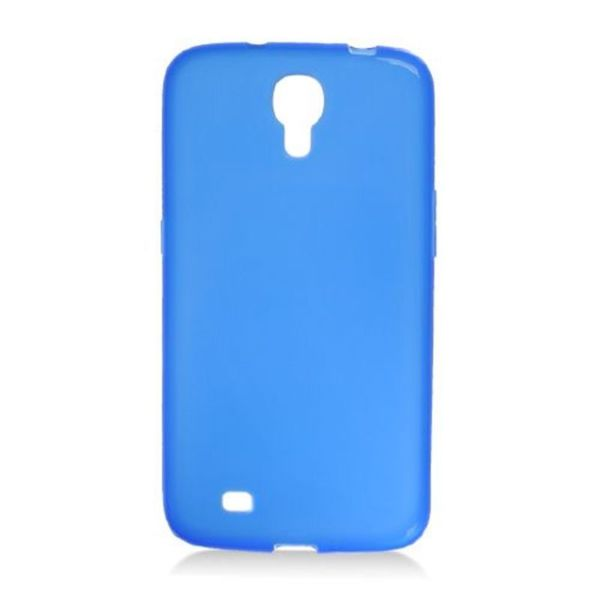 """""Insten Transparent Frosted TPU Rubber Candy Skin Case Back Cover For Samsung Galaxy Mega 6.3"""""""" GT-I9200 - Smoke"""""" 24077500"