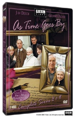 As Time Goes By: Complete Series 8 & 9 (DVD)