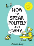 How To Speak Politely and Why (Hardcover)