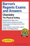 Barron's Regents Exams and Answers: Chemistry (Paperback)