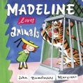 Madeline Loves Animals (Board book)