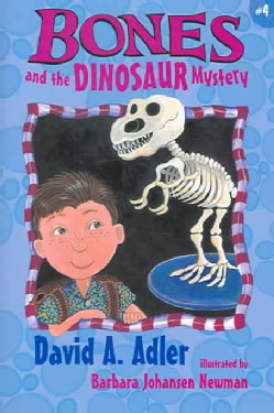 Bones and the Dinosaur Mystery (Hardcover)