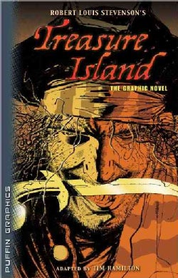 Treasure Island: The Graphic Novel (Paperback)