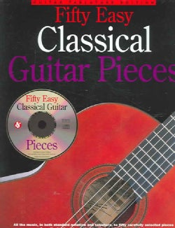 Fifty Easy Classical Guitar Pieces