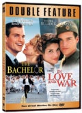 The Bachelor/In Love and War (DVD)