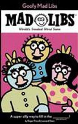 Goofy Mad Libs (Paperback)