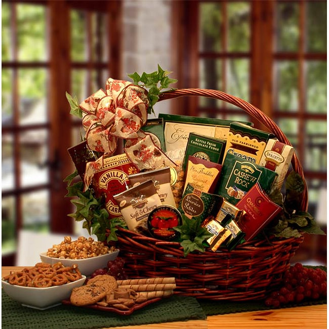 Overstock.com Sweets & Treats Medium Gift Basket at Sears.com