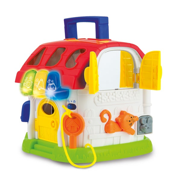 Winfun Sort 'N Learn Activity House 25531224