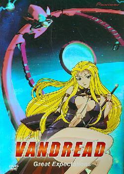 Vandread Vol 3: Great Expectations (DVD)