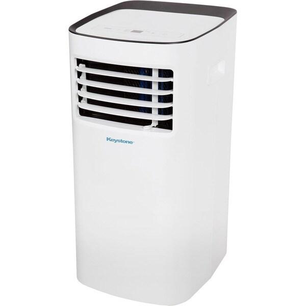 Keystone 6,000 BTU 115V Portable Air Conditioner with Remote Control 25537080