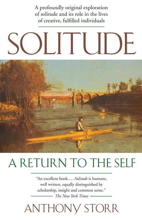 Solitude: A Return to the Self (Paperback)