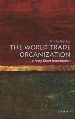 The World Trade Organization: A Very Short Introduction (Paperback)